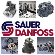 Испытание гидронасоса Sauer-Danfoss гидромотор.