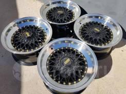 Новые диски R15 4/100,4/114,3 BBS
