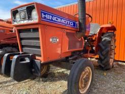 Hinomoto E152, 2001