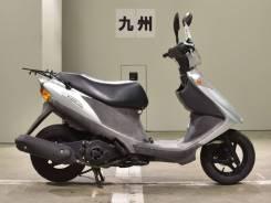 Suzuki Address 125, 2009