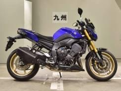 Yamaha FZ8-N, 2011