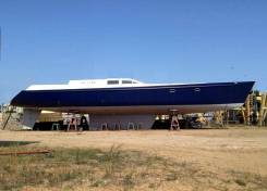 Проектирование яхт океанского класса, катеров и катамаранов