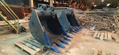 Ковши усиленные на экскаваторы 20-40 тонн