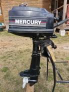 Продам лодочный мотор Mercury 4