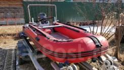 Лодка ПВХ Svat ZYD360 3,6 метра 2018 год