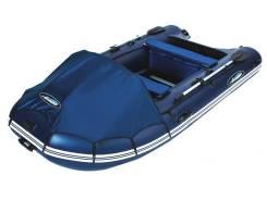 Лодка ПВХ Gladiator C330DP Темно-Синий