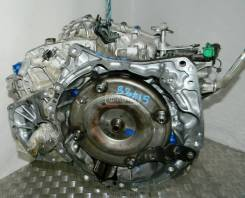 АКПП-вариатор на Nissan Juke F15