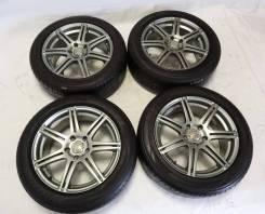 Диски Bridgestone BEO c шинами 215x55x17