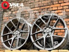NEW! # Vorsteiner V-FF 101 R19 8,5J 5x114,3 Gun Grey [VSE-4]