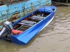 Продам лодку казанку