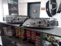 Фара Toyota MARK II 92-96 хрусталь