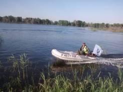 Лодка пвх Badger 330 + лодочный мотор Mercury 15М