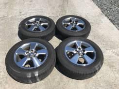 Комплект оригинал дисков Toyota Wish с шинами 195/65R15 Ecofine