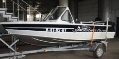 Купить лодку (катер) NorthSilver Pro 490, Mercury 60, ЛАВ-81014 (б/у)