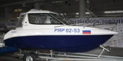 Купить катер (лодку) Vympel 5400 HT, 2014 (б/у)