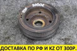 Контрактный шкив коленвала Subaru. EJ20/EJ22/EJ25. Оригинальный