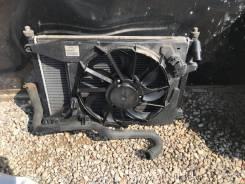 Кассета радиаторов в сборе с кондиционером