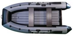 Лодка ПВХ RiverBoats RB — 390 (НДНД)