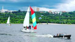 Аренда катера в Ульяновске