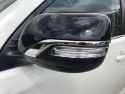 Корпуса крышки зеркал Executive на LAND Cruiser 200 (2012-2017 год)
