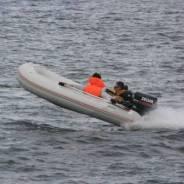 Лодка ПВХ Sport Line 370 AL Badger