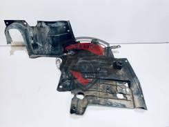 Защита двигателя левая (пластик) Haima 3 2011-2013 [HC00-56-341M1]