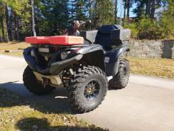 Yamaha Grizzly 700, 2017