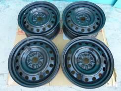 Комплект оригинальных штампованных дисков R16 6,5J 100х5