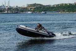 Лодка ПВХ Sharmax SY-310-340 airfloor