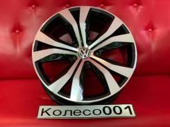 Новые литые диски на volkswagen VW-1670 R20 5/130 BFP