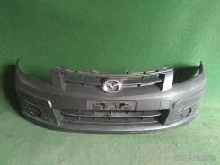 Бампер Nissan AD, Y12, HR15DE, 003-0060703, передний