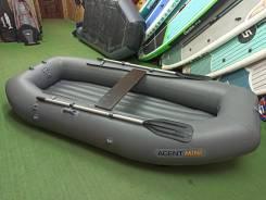 Лодка ПВХ X-River Agent 280P