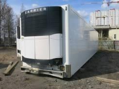 Фургон изотермический SOR с установкой Carrier Vector 1850mt, 2007