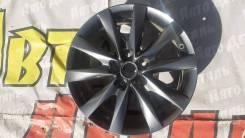 Диск литой Mazda 6 GJ Мазда 6 R17 Grafit
