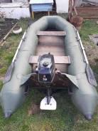 Срочно продам лодку с мотором.