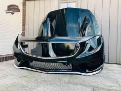 Ноускат Mercedes-Benz, Целиком, под ключ (Передний срез автомобиля)