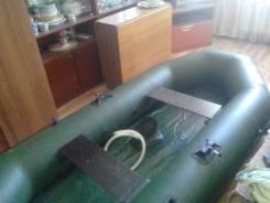 Лодка ПВХ 280