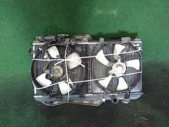Радиатор основной Mazda Familia, BJ5W, ZLDE, 023-0022063, передний