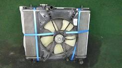 Радиатор основной Daihatsu Terios KID, J111G, Efdem, 023-0022291, передний