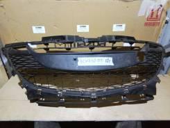 Решетка бампера mazda 3 BL 2009-2011