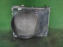Радиатор основной Mazda MPV, LV5W, G5E, 023-0021610, передний
