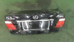 Крышка багажника Lexus LS460, USF40, 1Urfse, 016-0002457, задняя
