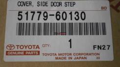 Порог Toyota LAND Cruiser Prado, TRJ150, 2TRFE, 5177960130, 021-0000628, левый