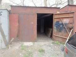 Сдам металлический гараж