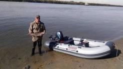 Продам лодку пвх посейдон 335