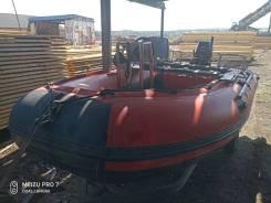 Продам лодку солар 420 джет, Меркурий 25 джет