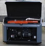 Дизельный генератор Kubota J 320 в кожухе