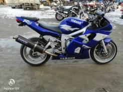 Yamaha YZF-R6, 1999