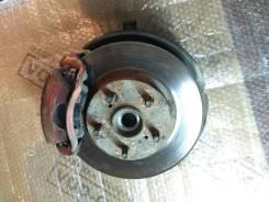 Ступица с тормозным диском Toyota Corona, CT190, 2C, правая передняя