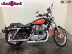 Harley-Davidson Sportster 1200 Custom XL1200C 19286, 2008